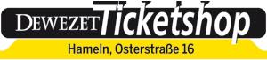 Logo Dewezet Ticketshop